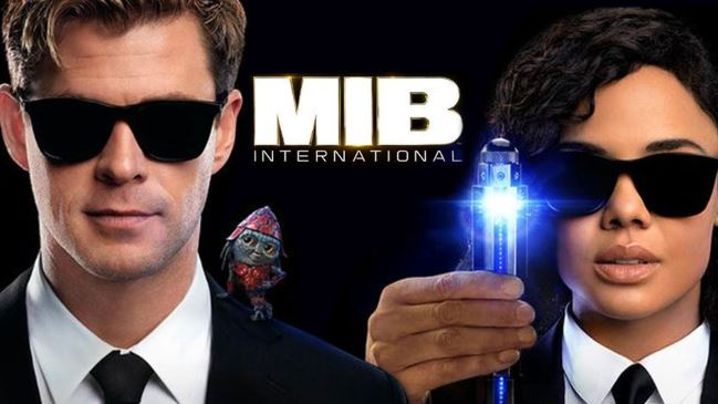 Discussing The Crew And Cast Of Men In Black International