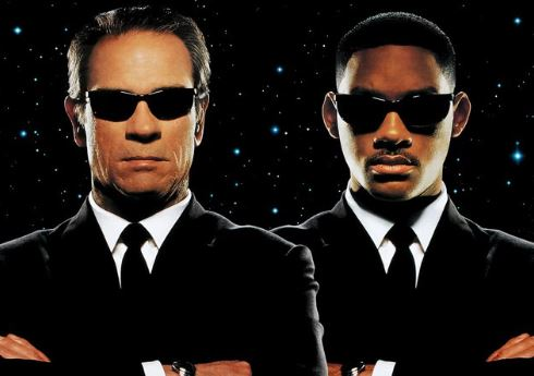 Revisiting The Men In Black Creatures And Aliens The Men In
