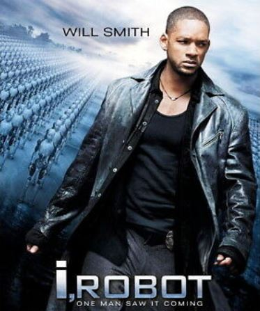 Disscussing the I, Robot Movie Cast, the I, Robot Series of Short