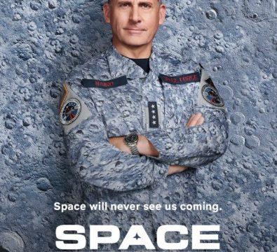 Space Force Netflix TV Series