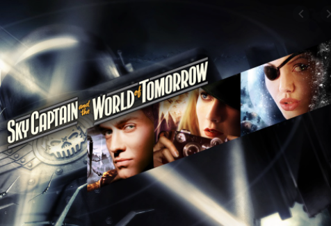 Sky Captain and the World of Tomorrow Film Review