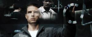 Minority Report Tom Cruise Precrime