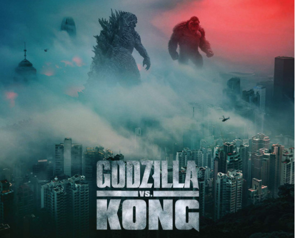 Godzilla vs Kong Movie Podcast Review